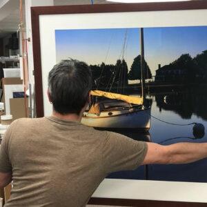 Frame Center Gallery